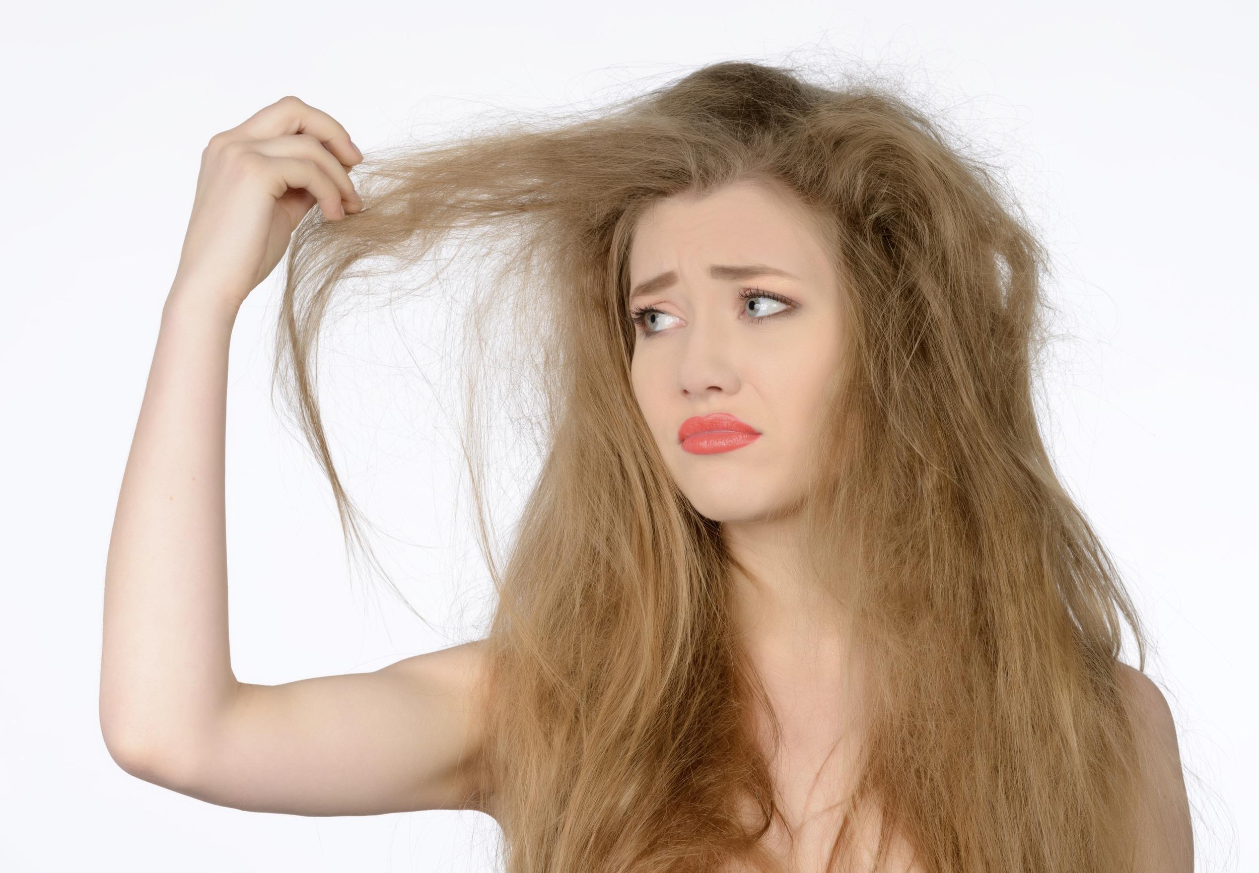 5 tratamientos naturales para el cabello seco