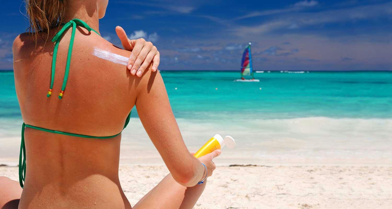 ¿Cómo evitar los efectos del sol en la piel?