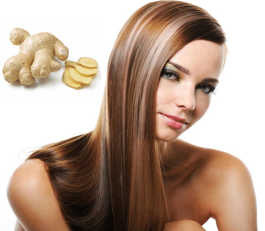 Las milagrosas propiedades del jengibre para el cabello ¡No te lo pierdas!