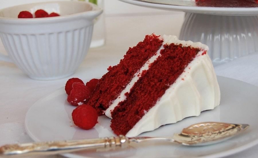 como hacer la receta de pastel Red Velvet