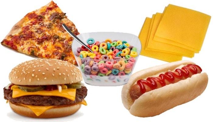 los alimentos que son carbohidratos