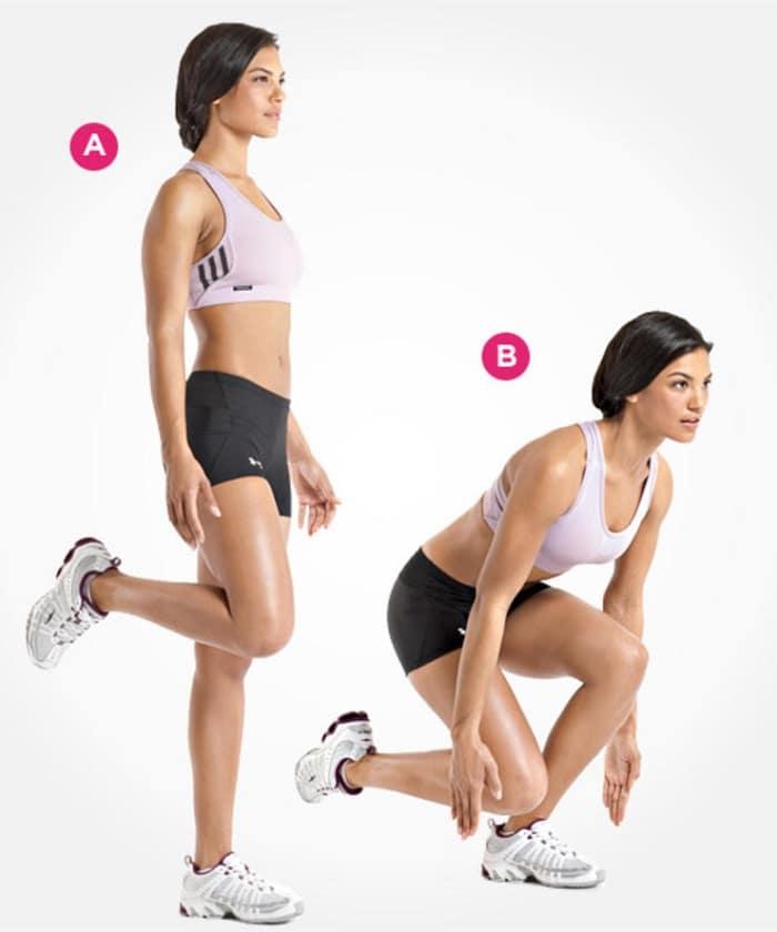 ejercicios para sacar glúteos con peso muerto
