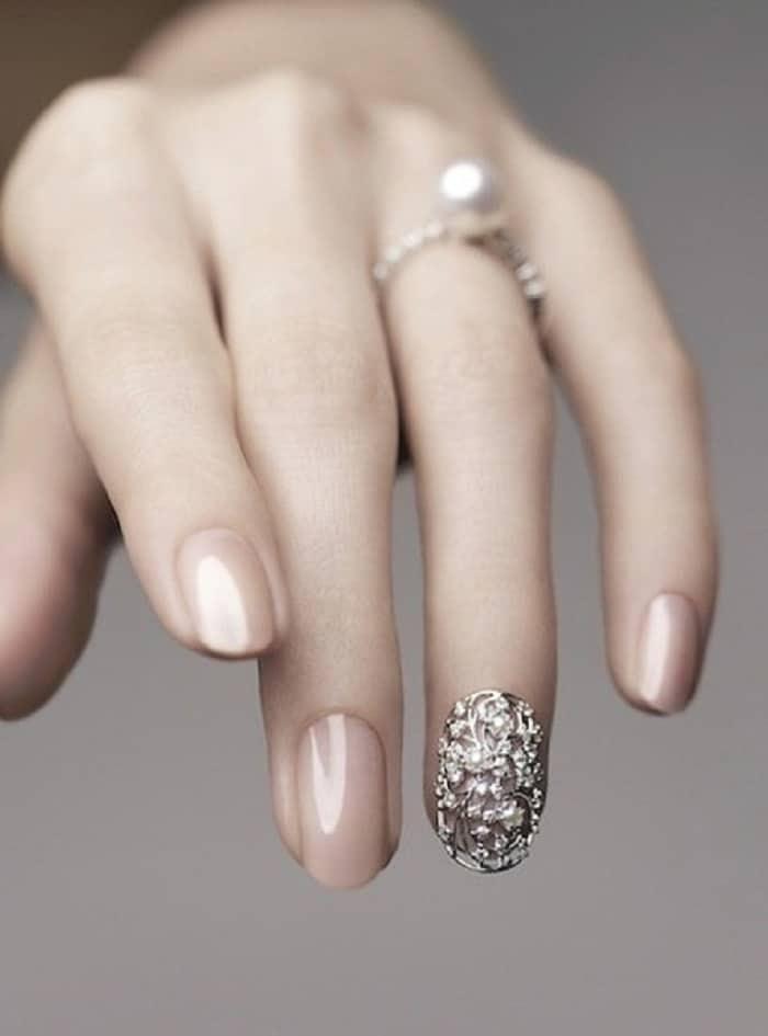 ¿Te vas a casar? ¡Conoce 8 Imperdibles manicure para novias!