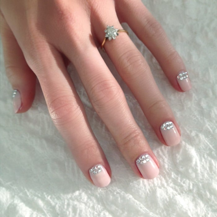 manicure para novias blink blink
