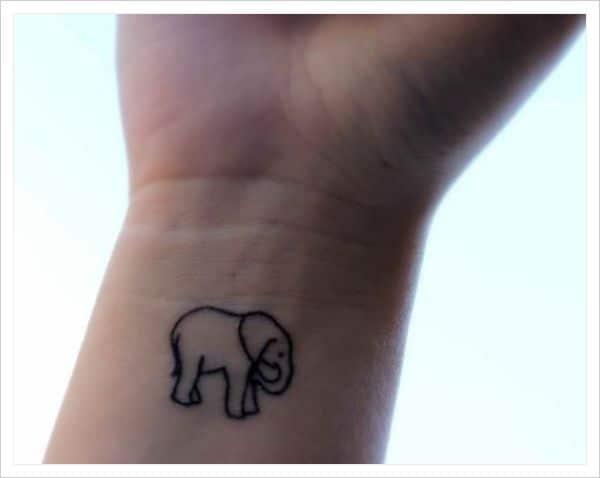 Un elefante adorable_opt