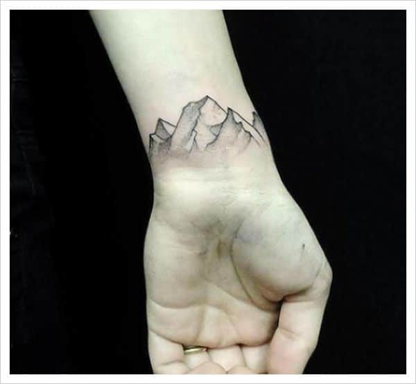 Una pequeña montaña_opt