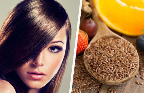 3 Imperdibles razones por las debes usar linaza para el pelo