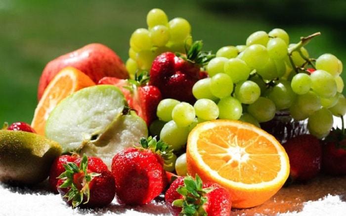que alimentos y frutas contienen vitamina k
