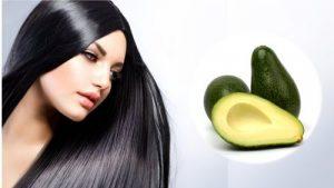 los beneficios de aguacate para el cabello