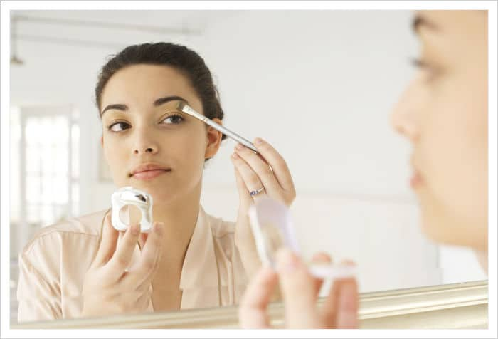 ideas para hacer un maquillaje sencillo paso a paso