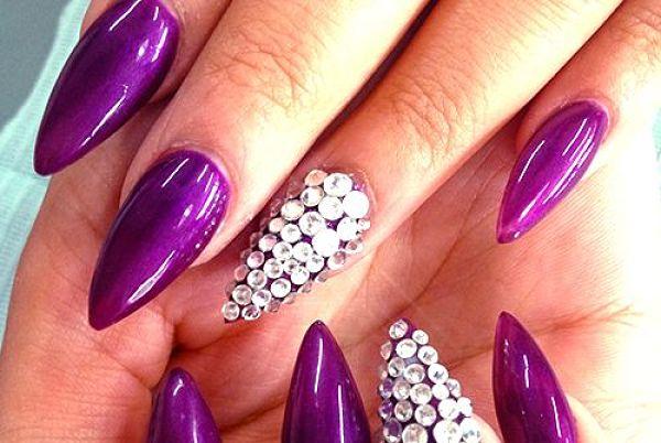 Moda en uñas para chicas delicadas y atrevidas