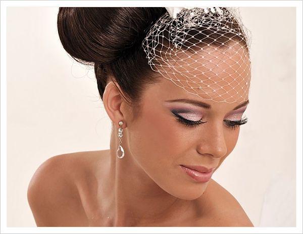 maquillaje para novias morenas