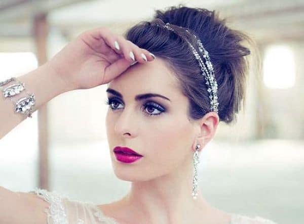 Claves de maquillaje para novias de noche ¡Te veras fabulosa!