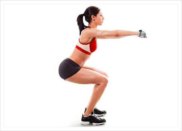 ejercicios para adelgazar los muslos