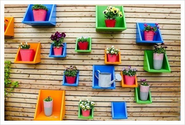 còmo decorar un patio pequeño