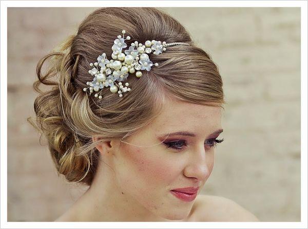 peinados recogidos de novias