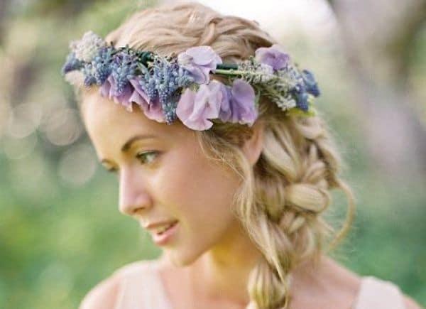 Aprende como hacer coronas de flores ¡Te encantaran!