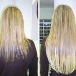 hacer crecer el cabello en una semana