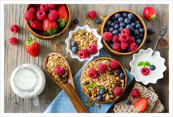 Desayunos saludables para niños escolares