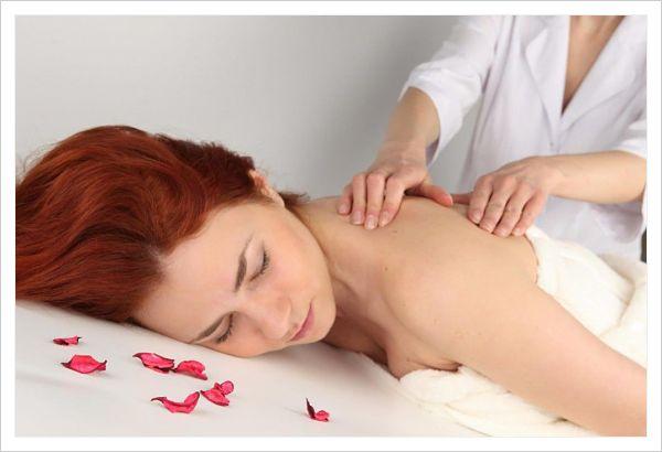 Tipos de masajes relajantes