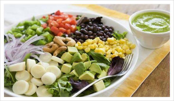 Dieta vegana para perder peso