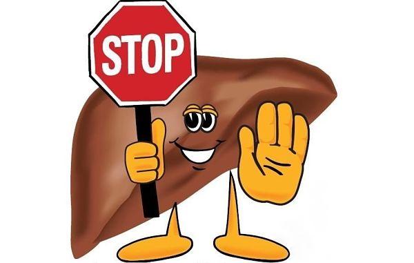 5 Alimentos malos para el hígado y el efecto del alcohol en el mismo