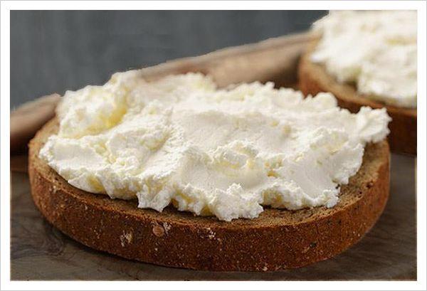 Deliciosa receta de cómo hacer queso crema casero y fácil
