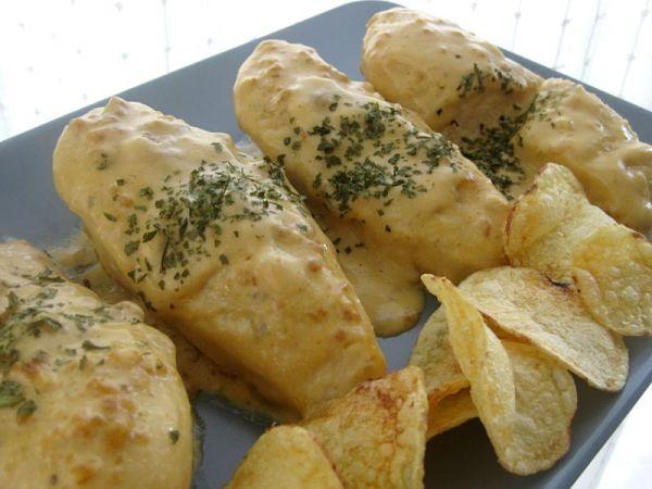 3 recetas de pechugas de pollo en salsa de cebolla ¡Deliciosas!