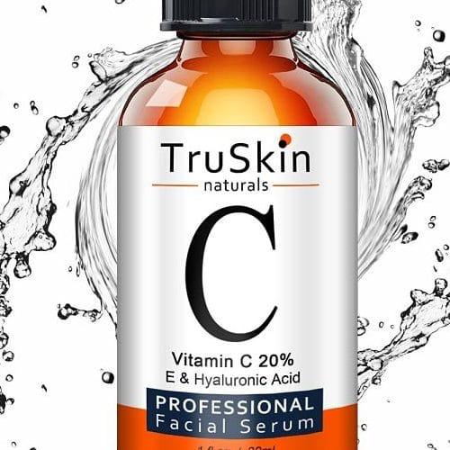 Para qué sirve el suero TruSkin Naturals con Vitamina C