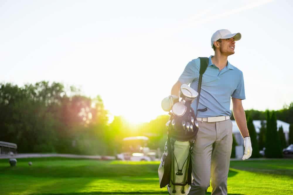 Dieta de golfista ¡Así es! Mira por qué debes hacerla