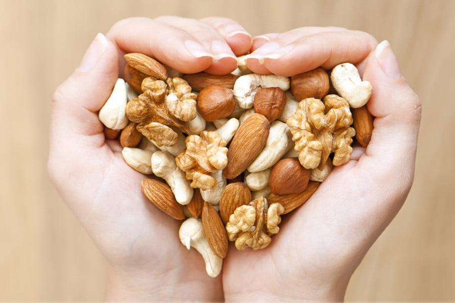 Familiarízate con los frutos secos y sus beneficios